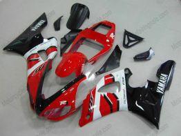Yamaha YZF-R1 1998-1999 Injection ABS verkleidung - anderen - Rot/Schwarz