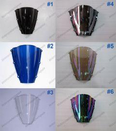 6 x Farbe Honda CBR600RR F5 2003-2004 Windschutzscheibe / windschild