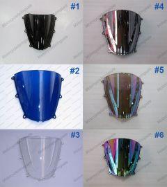 6 x Farbe Honda CBR600RR F5 2005-2006 Windschutzscheibe / windschild
