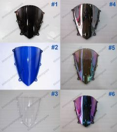 6 x Farbe Honda CBR600RR F5 2007-2010 Windschutzscheibe / windschild