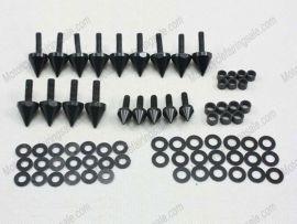 Verkleidung Schraubenbolzen Für Kawasaki Ninja ZX10/ZX10R - 2004-2005 - Schwarz