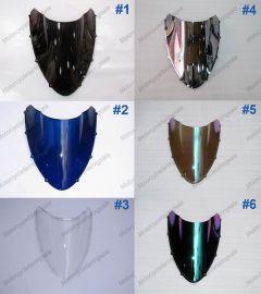 6 x Farbe Ducati 848 / 1098 / 1198 2007-2009 Windschutzscheibe / windschild