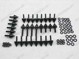 Verkleidung Schraubenbolzen Für Suzuki GSX-R 600 - 2001-2003 - schwarz