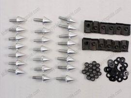 Verkleidung Schraubenbolzen Für Yamaha YZF R1 - 2000-2001 - Politur