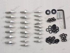 Verkleidung Schraubenbolzen Für Suzuki GSX-R 1000 - 2003-2004 - Politur