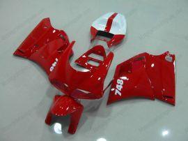 Ducati 748 / 998 / 996 Injection ABS verkleidung - anderen - alle Rot