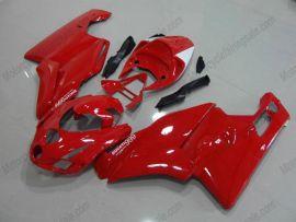 Ducati 749 / 999 2003-2004 Injection ABS verkleidung - anderen - alle Rot