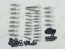 Verkleidung Schraubenbolzen Für Suzuki GSX-R 1300 Hayabusa - 1999-2007 - Politur