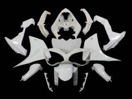 Yamaha YZF-R1 2007-2008 Injection ABS Unlackiert verkleidung - Weiß