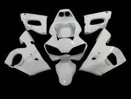 Yamaha YZF-R6 1998-2002 Injection ABS Unlackiert verkleidung - Weiß