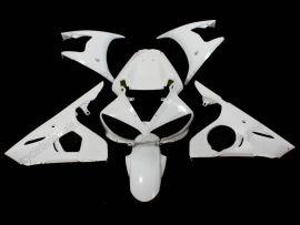 Yamaha YZF-R6 2003-2004 Injection ABS Unlackiert verkleidung - Weiß