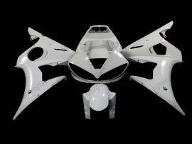 Yamaha YZF-R6 2005 Injection ABS Unlackiert verkleidung - Weiß