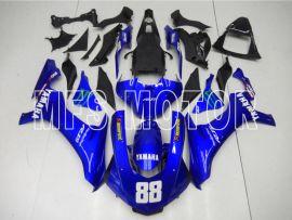 Yamaha YZF-R1 2015-2020 Injection ABS verkleidung - Factory Style - blau/schwarz