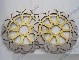 Ducati 916 996 998 SPS BIPOSTO ST4 Vorne Bremsscheibe - Golden