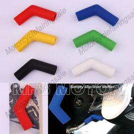 6-Farb- universal- Motorrad Fuß Leder Abdeckung