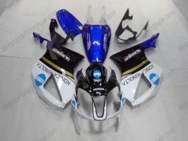 Honda VTR1000 RC51 2000-2006 ABS verkleidung - Konica Minolta - Schwarz/Weiß/Blau