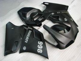 Ducati 748 / 998 / 996 Injection ABS verkleidung - anderen - alle Schwarz