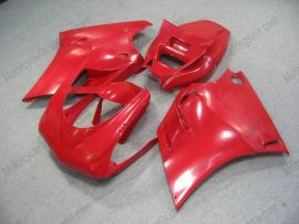 Ducati 748 / 998 / 996 Injection ABS verkleidung - Factory Style - alle Rot