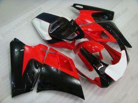 Ducati 748 / 998 / 996 Injection ABS verkleidung - anderen - Schwarz/Rot/Weiß