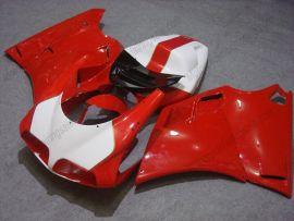 Ducati 748 / 998 / 996 Injection ABS verkleidung - anderen - Rot/Weiß