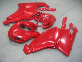 Ducati 749 / 999 2005-2006 Injection ABS verkleidung - Factory Style - alle Rot