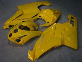 Ducati 749 / 999 2005-2006 Injection ABS verkleidung - Factory Style - alle Gelb