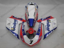 Ducati 848 / 1098 / 1198 2007-2009 Injection ABS verkleidung - anderen - Farbe