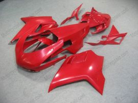 Ducati 848 / 1098 / 1198 2007-2009 Injection ABS verkleidung - Factory Style - alle Rot