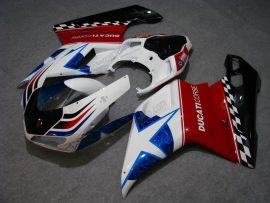 Ducati 848 / 1098 / 1198 2007-2009 Injection ABS verkleidung - Xerox - Farbe