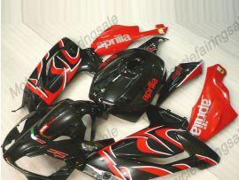 Aprilia RS125 2006-2011 ABS verkleidung - anderen - Schwarz/Rot