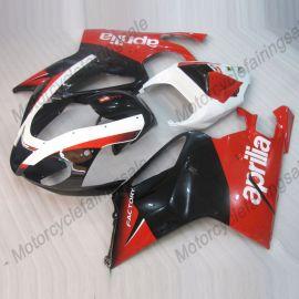 Aprilia RSV1000R 2004-2006 Injection ABS verkleidung - anderen - Weiß/Schwarz/Rot