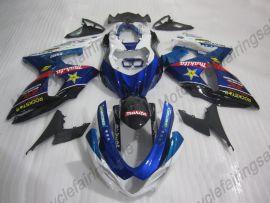 Suzuki GSX-R 1000 2009-2012 K9 Injection ABS verkleidung - anderen - Blau/Schwarz
