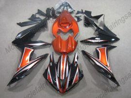 Yamaha YZF-R1 2004-2006 Injection ABS verkleidung - anderen - Orange/Schwarz
