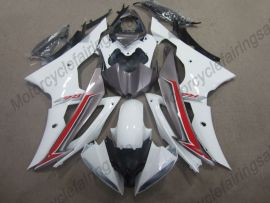 Yamaha YZF-R6 2008-2014 Injection ABS verkleidung - anderen - weiß / rot