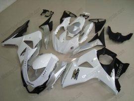 Suzuki GSX-R 1000 2009-2012 K9 Injection ABS verkleidung - anderen - Weiß/Schwarz