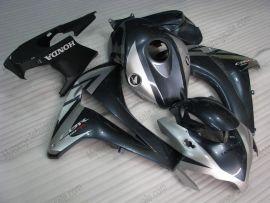 Honda CBR1000RR 2008-2011 Injection ABS verkleidung - Fireblade - Grau/Silber