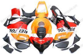 Honda CBR1000RR 2008-2011 Injection ABS verkleidung - Repsol - Orange/Schwarz/Rot