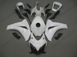 Honda CBR1000RR 2008-2011 Injection ABS verkleidung - Factory Style - Weiß