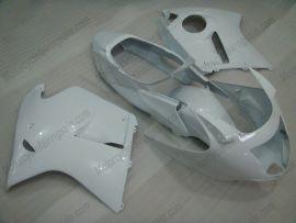 Honda CBR 1100XX BLACKBIRD 1996-2007 Injection ABS verkleidung - Factory Style - alle Weiß