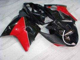 Honda CBR 1100XX BLACKBIRD 1996-2007 Injection ABS verkleidung - anderen - Schwarz/Rot