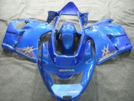 Honda CBR 1100XX BLACKBIRD 1996-2007 Injection ABS verkleidung - anderen - alle Blau