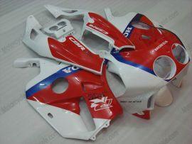 HONDA CBR 250RR MC22 1991-1998 Injection ABS Verkleidung - anderen - Rot/Weiß