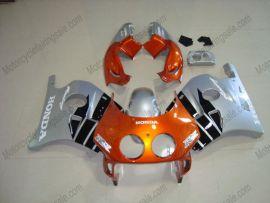HONDA CBR 250RR MC22 1991-1998 Injection ABS Verkleidung - anderen - Schwarz/Silber/Orange