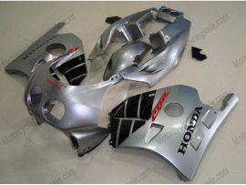 HONDA CBR 250RR MC22 1991-1998 Injection ABS Verkleidung - anderen - Schwarz/Silber