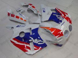 Honda CBR 400RR NC23 1988-1989 ABS Verkleidung - Fireblade - Blau/Weiß/Rot