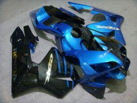 Honda CBR 600RR F5 2003-2004 Injection ABS verkleidung - anderen - Blau/Schwarz