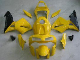 Honda CBR 600RR F5 2003-2004 Injection ABS verkleidung - anderen - Gelb/Schwarz