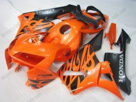 Honda CBR 600RR F5 2005-2006 Injection ABS verkleidung - anderen - Orange/Schwarz