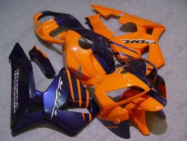 Honda CBR 600RR F5 2005-2006 Injection ABS verkleidung - anderen - Orange/Blau