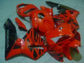 Honda CBR 600RR F5 2005-2006 Injection ABS verkleidung - anderen - Rot/Schwarz